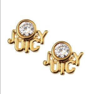 Juicy Couture | Juicy Logo Studs